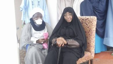 Photo of Nigerian court orders wife of Sheikh Zakzaky taken to hospital for COVID-19