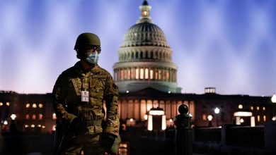 Photo of American Nightmare: Lockdown lifted at US Capitol after security scare