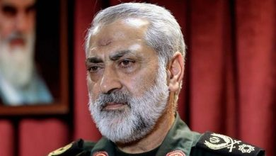 Photo of Zionist Entity to Accelerate Its Collapse with Any Mistake: Iranian Commander